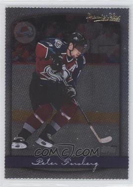 1999-00 Topps Premier Plus [???] #5 - Peter Forsberg /250