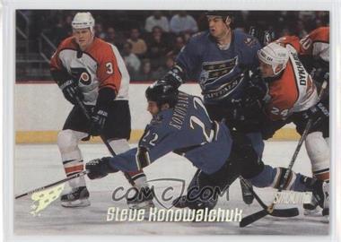 1999-00 Topps Stadium Club Pre-Production #PP2 - Steve Konowalchuk