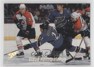 1999-00 Topps Stadium Club Pre-Production #PP2 - Steve Konowalchuk