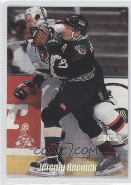 1999-00 Topps Stadium Club Pre-Production #PP3 - Jeremy Roenick