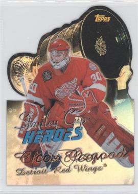 1999-00 Topps Stanley Cup Heroes Refractor #SC18 - Chris Osgood