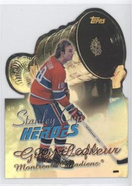 1999-00 Topps Stanley Cup Heroes Refractor #SC3 - Guy Lafleur