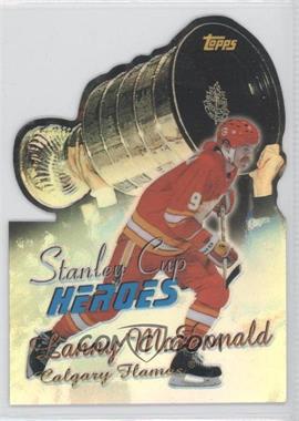 1999-00 Topps Stanley Cup Heroes Refractor #SC5 - Lanny McDonald