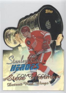1999-00 Topps Stanley Cup Heroes Refractor #SC7 - Steve Yzerman
