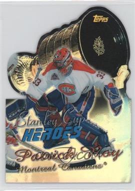 1999-00 Topps Stanley Cup Heroes Refractor #SC9 - Patrick Roy