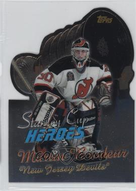 1999-00 Topps Stanley Cup Heroes #SC14 - Martin Brodeur