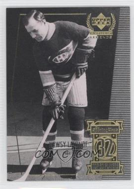 1999-00 Upper Deck Century Legends [???] #32 - Newsy Lalonde