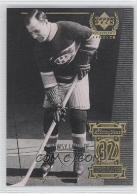 1999-00 Upper Deck Century Legends [???] #32 - Newsy Lalonde