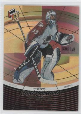 1999-00 Upper Deck HoloGrFX Pure Skills AuSOME #PS6-AU - Patrick Roy