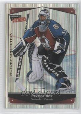 1999-00 Upper Deck Ultimate Victory Victory Collection #24 - Patrick Roy