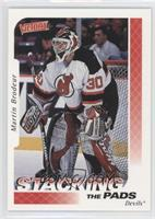 Stacking the Pads - Martin Brodeur