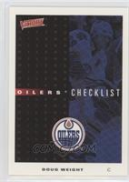 Doug Weight, Edmonton Oilers Checklist