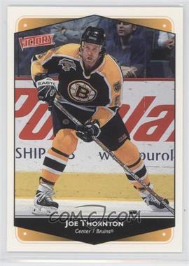 1999-00 Upper Deck Victory #23 - Joe Thornton
