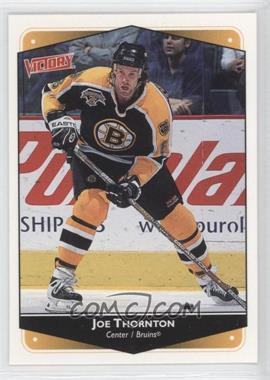 1999-00 Upper Deck Victory #23 - Joe Thornton
