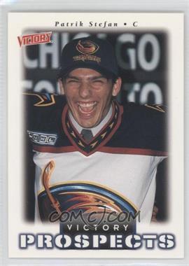1999-00 Upper Deck Victory #357 - Patrik Stefan