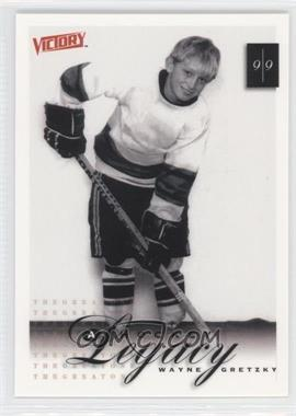 1999-00 Upper Deck Victory #392 - Wayne Gretzky