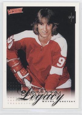 1999-00 Upper Deck Victory #394 - Wayne Gretzky