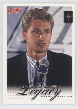 1999-00 Upper Deck Victory #413 - Wayne Gretzky