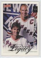A Hockey Legacy - Mark Messier, Wayne Gretzky