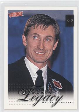 1999-00 Upper Deck Victory #431 - Wayne Gretzky