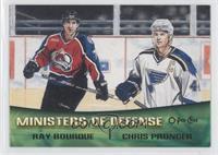 Ray Bourque, Chris Pronger