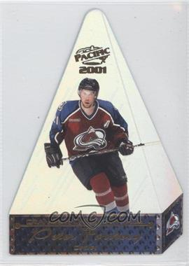2000-01 Pacific Cramer's Choice Awards #3 - Peter Forsberg
