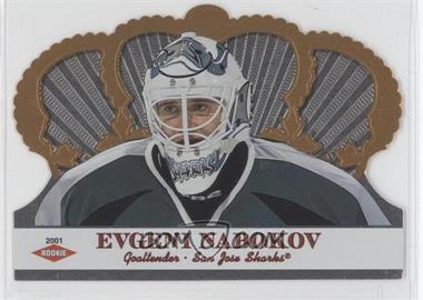 2000-01 Pacific Crown Royale [???] #N/A - Evgeni Nabokov