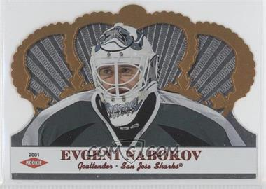 2000-01 Pacific Crown Royale Samples #N/A - Evgeni Nabokov