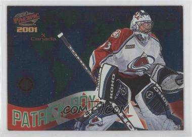 2000-01 Pacific North American Stars #3 - Patrick Roy