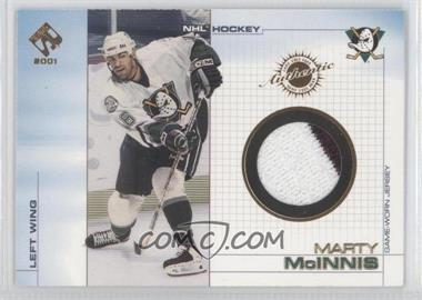 2000-01 Pacific Private Stock Game-Used Gear #2 - Marty McInnis