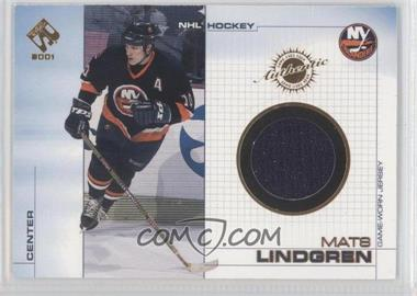 2000-01 Pacific Private Stock Game-Used Gear #71 - Mats Lindgren