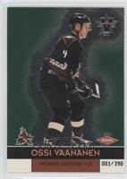Ossi Vaananen /390