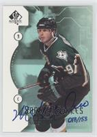 Mike Modano (99-00 SP Authentic Special Forces) /155