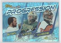 Billy Smith, Ed Belfour, Brian Boucher