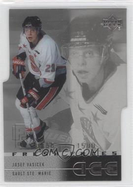 2000-01 Upper Deck Ice #50 - John Vanbiesbrouck /1500