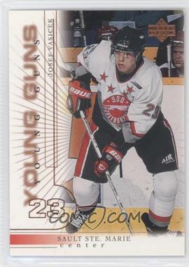 2000-01 Upper Deck #205 - Josef Vasicek