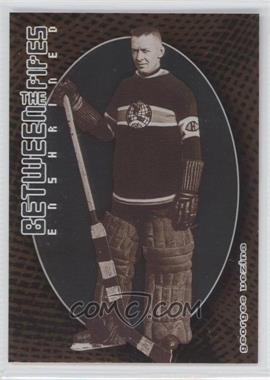 2001-02 In the Game Be A Player Between the Pipes - [Base] #132 - Georges Vezina