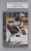 Scott Gomez /20 [ENCASED]