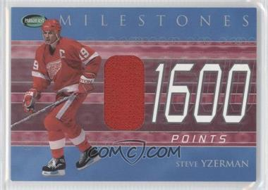 2001-02 In the Game Parkhurst - Milestones #M-17 - Steve Yzerman
