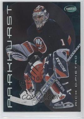 2001-02 In the Game Parkhurst Spring Expo #42 - Rick DiPietro /10