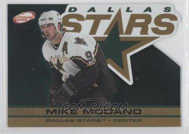 2001-02 Pacific Atomic - [Base] - Gold #32 - Mike Modano /200