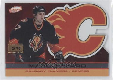 2001-02 Pacific Atomic - [Base] - Premiere Date #14 - Marc Savard /90
