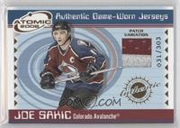 Joe Sakic /303