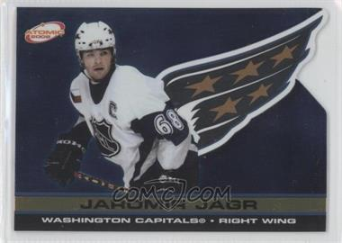 2001-02 Pacific Atomic Gold #98 - Jaromir Jagr /200