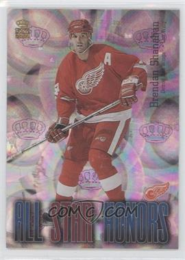 2001-02 Pacific Crown Royale - All-Star Honors #9 - Brendan Shanahan