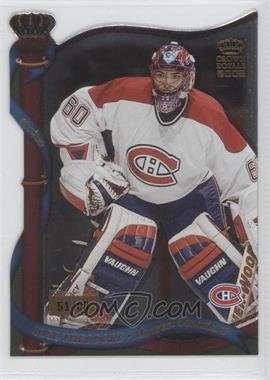 2001-02 Pacific Crown Royale Premiere Date #79 - Jose Theodore /60