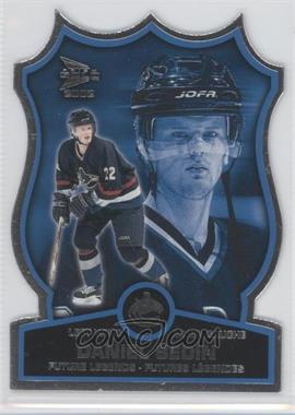 2001-02 Pacific Prism Gold McDonald's - Future Legends #5 - Daniel Sedin