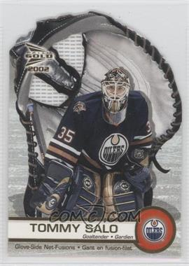 2001-02 Pacific Prism Gold McDonald's [???] #2 - Tommy Salo