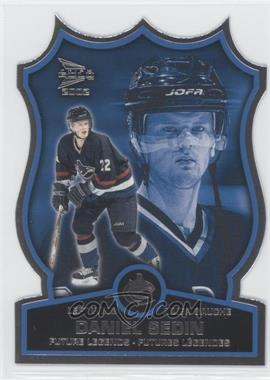2001-02 Pacific Prism Gold McDonald's Future Legends #5 - Daniel Sedin