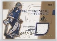 Brent Johnson /300